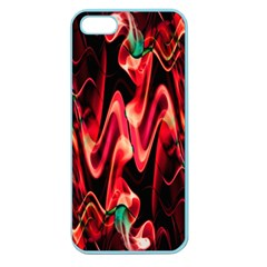 Mobile (5) Apple Seamless iPhone 5 Case (Color)