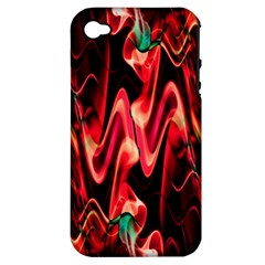 Mobile (5) Apple iPhone 4/4S Hardshell Case (PC+Silicone)