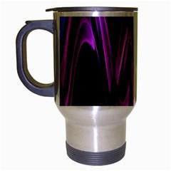 Mobile (9) Travel Mug (Silver Gray)