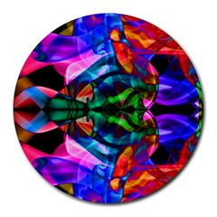 Mobile (10) 8  Mouse Pad (Round)