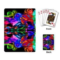 Mobile (10) Playing Cards Single Design
