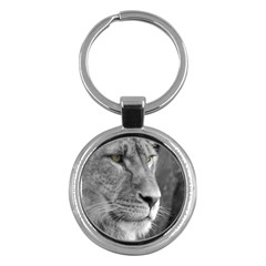 Lion 1 Key Chain (Round)