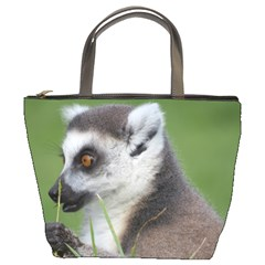 Ring Tailed Lemur  2 Bucket Bag