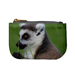 Ring Tailed Lemur  2 Coin Change Purse