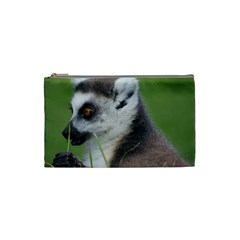 Ring Tailed Lemur  2 Cosmetic Bag (Small)