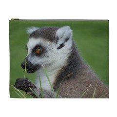 Ring Tailed Lemur  2 Cosmetic Bag (xl)