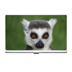 Ring Tailed Lemur Business Card Holder