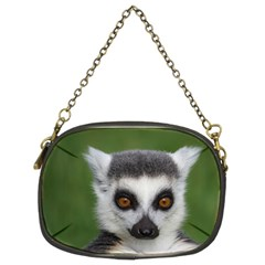 Ring Tailed Lemur Chain Purse (Two Side)