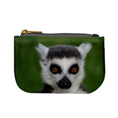 Ring Tailed Lemur Coin Change Purse