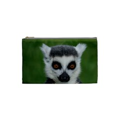 Ring Tailed Lemur Cosmetic Bag (Small)