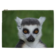 Ring Tailed Lemur Cosmetic Bag (xxl)