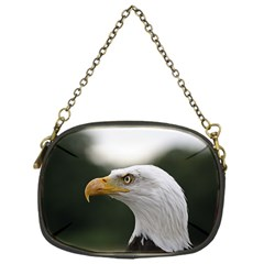 Bald Eagle (1) Chain Purse (One Side)