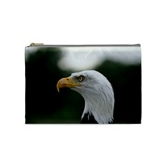 Bald Eagle (1) Cosmetic Bag (medium)