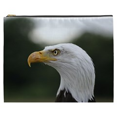 Bald Eagle (1) Cosmetic Bag (xxxl)