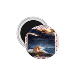 Stormy Twilight Ii [framed]  1.75  Button Magnet