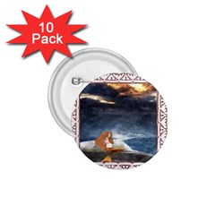 Stormy Twilight Ii [framed]  1.75  Button (10 pack)