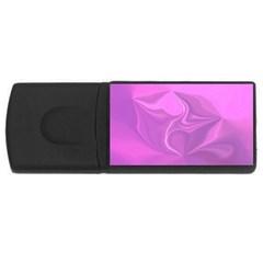 L254 4GB USB Flash Drive (Rectangle)