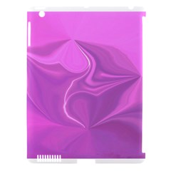 L254 Apple Ipad 3/4 Hardshell Case (compatible With Smart Cover)