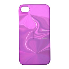 L254 Apple Iphone 4/4s Hardshell Case With Stand