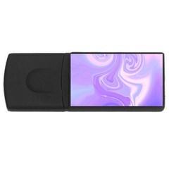 L255 1GB USB Flash Drive (Rectangle)