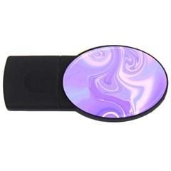 L255 4GB USB Flash Drive (Oval)