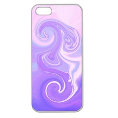 L255 Apple Seamless iPhone 5 Case (Clear)