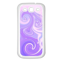 L255 Samsung Galaxy S3 Back Case (White)