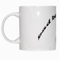 bad bpy s club White Coffee Mug