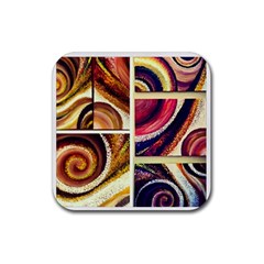 Funky Drink Coaster (square)