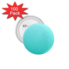 Celeste To Turquoise Gradient 1.75  Button (100 pack)