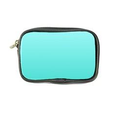 Celeste To Turquoise Gradient Coin Purse