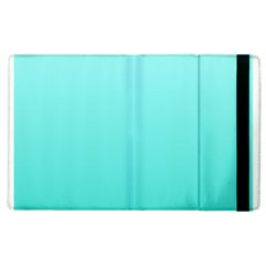 Celeste To Turquoise Gradient Apple iPad 3/4 Flip Case
