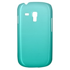 Celeste To Turquoise Gradient Samsung Galaxy S3 MINI I8190 Hardshell Case