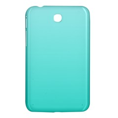 Celeste To Turquoise Gradient Samsung Galaxy Tab 3 (7 ) P3200 Hardshell Case