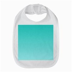 Turquoise To Celeste Gradient Bib