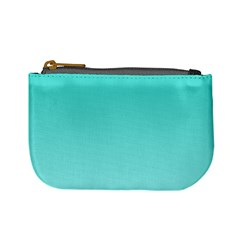 Turquoise To Celeste Gradient Coin Change Purse
