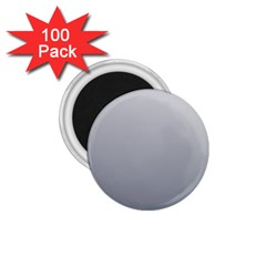 Gainsboro To Roman Silver Gradient 1.75  Button Magnet (100 pack)