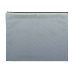 Gainsboro To Roman Silver Gradient Cosmetic Bag (XL)