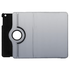 Gainsboro To Roman Silver Gradient Apple Ipad Mini Flip 360 Case