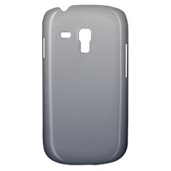 Gainsboro To Roman Silver Gradient Samsung Galaxy S3 Mini I8190 Hardshell Case