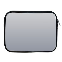 Gainsboro To Roman Silver Gradient Apple Ipad 2/3/4 Zipper Case