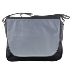 Roman Silver To Gainsboro Gradient Messenger Bag
