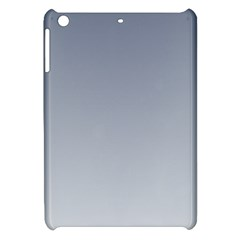 Roman Silver To Gainsboro Gradient Apple iPad Mini Hardshell Case
