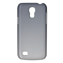 Roman Silver To Gainsboro Gradient Samsung Galaxy S4 Mini Hardshell Case
