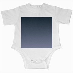 Charcoal To Cool Gray Gradient Infant Creeper