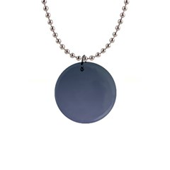 Charcoal To Cool Gray Gradient Button Necklace