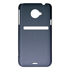 Charcoal To Cool Gray Gradient HTC Evo 4G LTE Hardshell Case