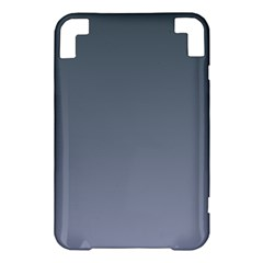 Charcoal To Cool Gray Gradient Kindle 3 Keyboard 3G Hardshell Case