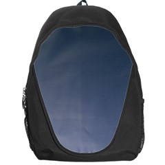 Charcoal To Cool Gray Gradient Backpack Bag