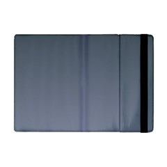 Charcoal To Cool Gray Gradient Apple iPad Mini Flip Case